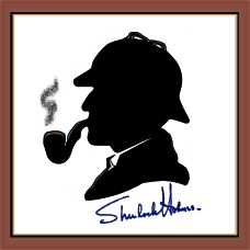 Learning from Sherlock Holmes  Seeking Wisdom