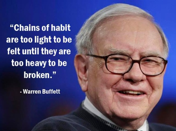 Buffett-Chains-Of-Habit